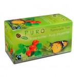 Puro Fairtrade thee ROZENBOTTEL 1 x 25 st.