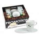Promopack Puro BIO bonen + kopje & schoteltje