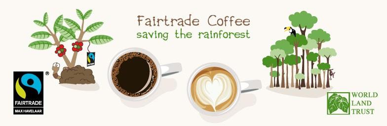 3 Puro Fair Trade Coffee