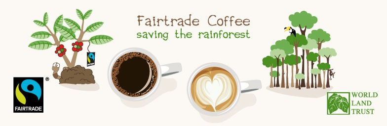 3 Puro Fair Trade Coffee