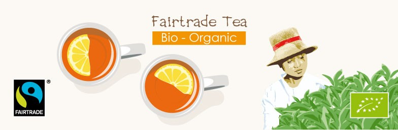 4 Puro Fairtrade Tea